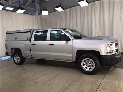 2016 Chevrolet Silverado 1500 Crew Cab 4x2, Pickup #BP7606 - photo 3