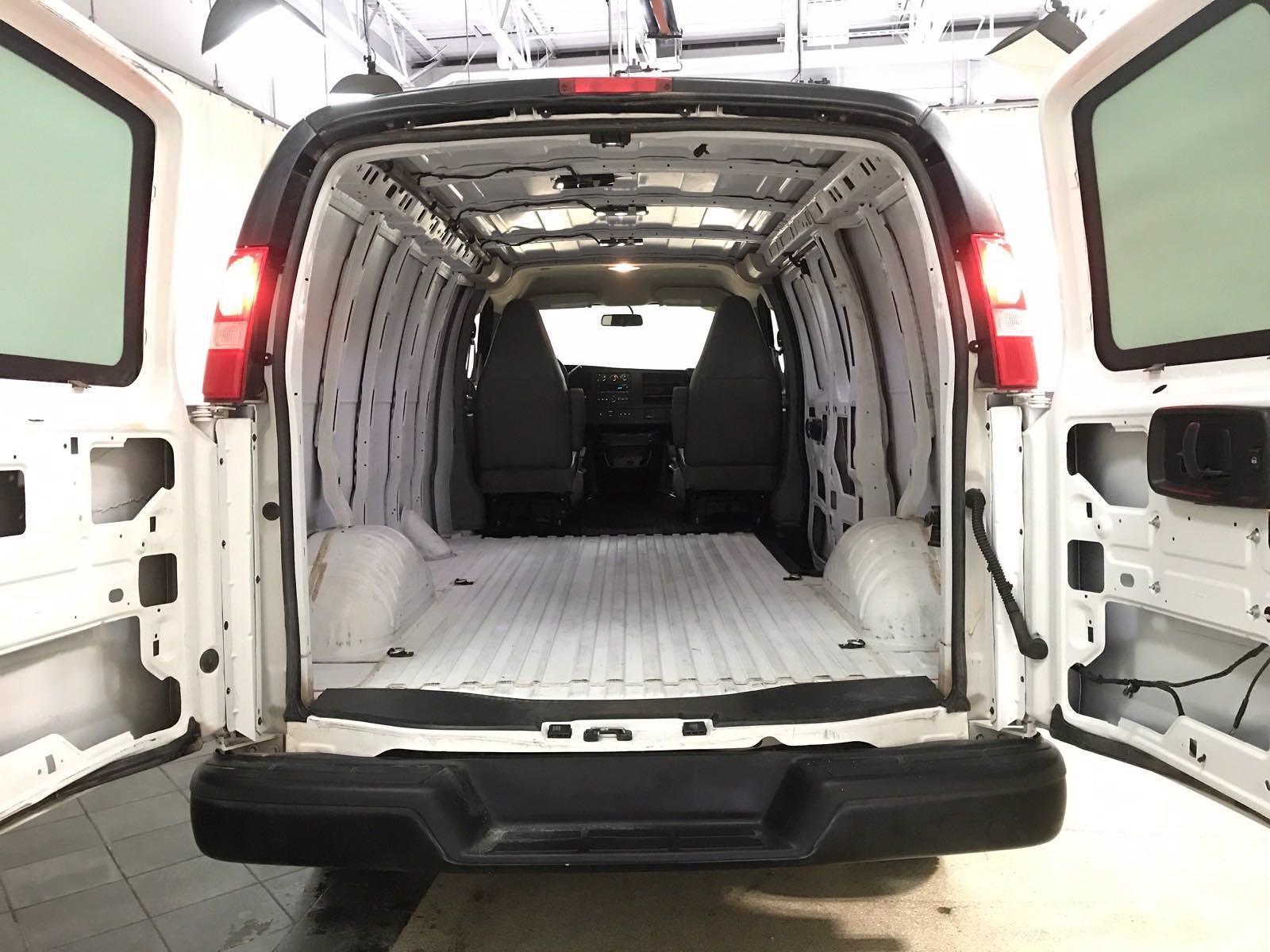 2020 Chevrolet Express 2500 4x2, Empty Cargo Van #BP7629 - photo 1