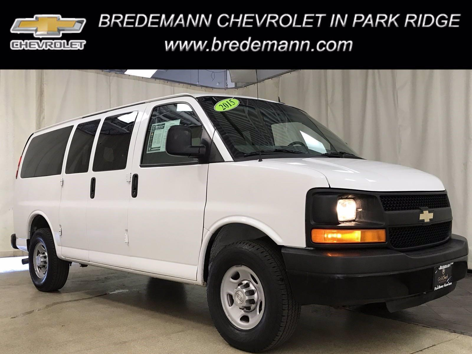 2015 Chevrolet Express 2500 4x2, Passenger Wagon #BP7647 - photo 1