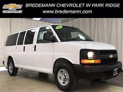 2015 Chevrolet Express 2500 4x2, Passenger Wagon #BP7647 - photo 1