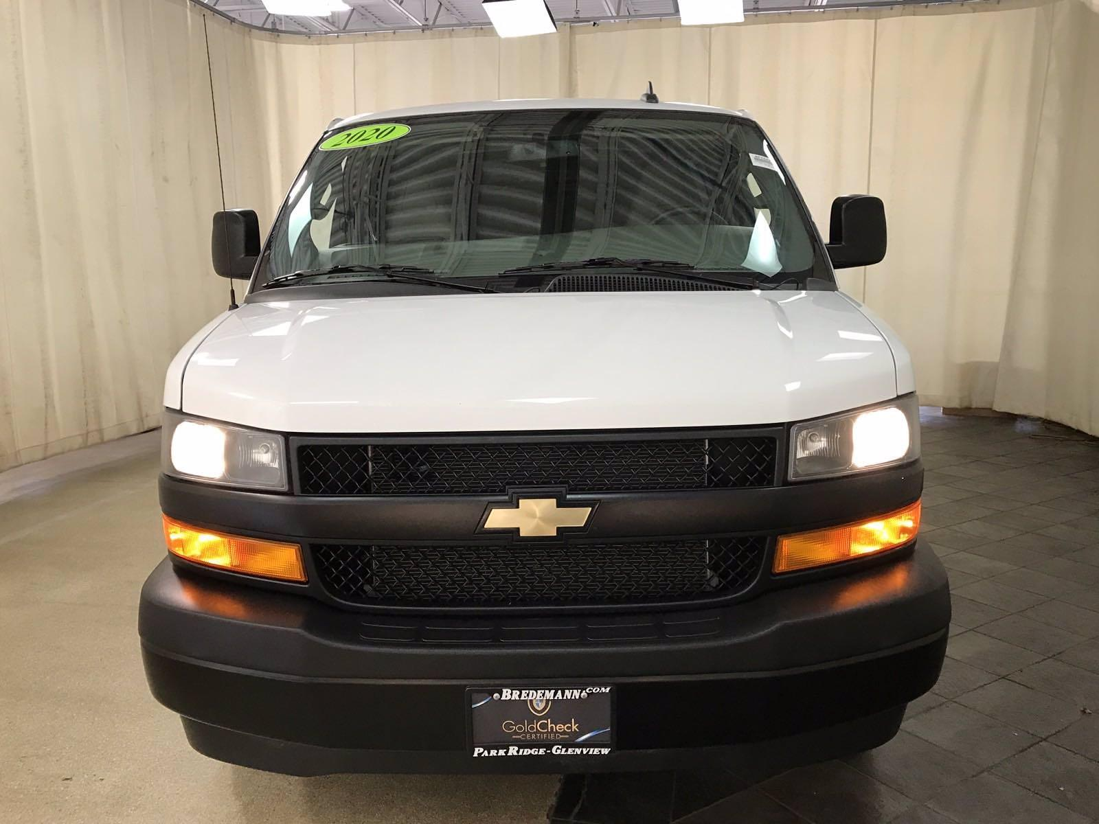 2020 Chevrolet Express 2500 4x2, Empty Cargo Van #BP7652 - photo 21