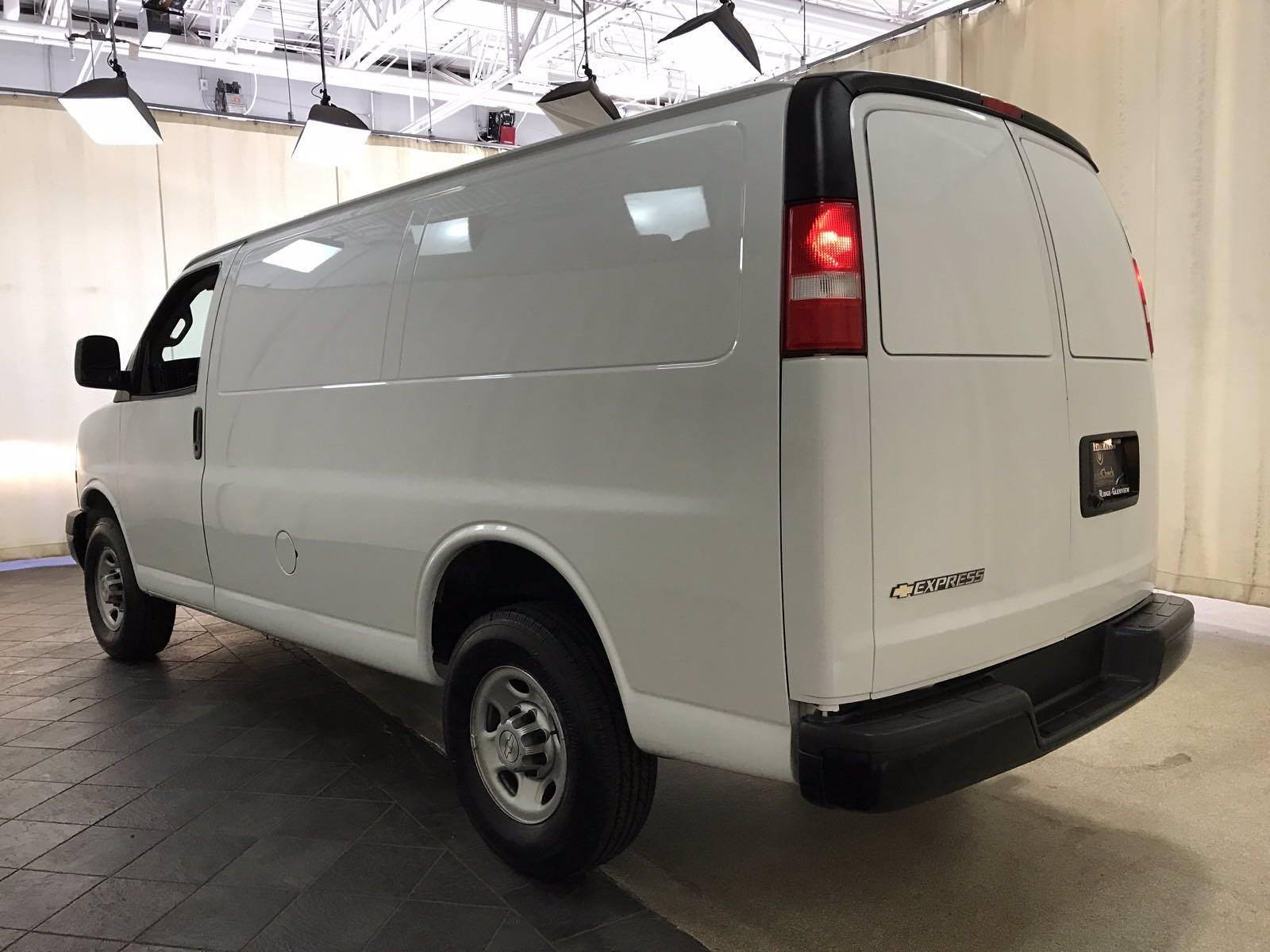 2020 Chevrolet Express 2500 4x2, Empty Cargo Van #BP7652 - photo 5