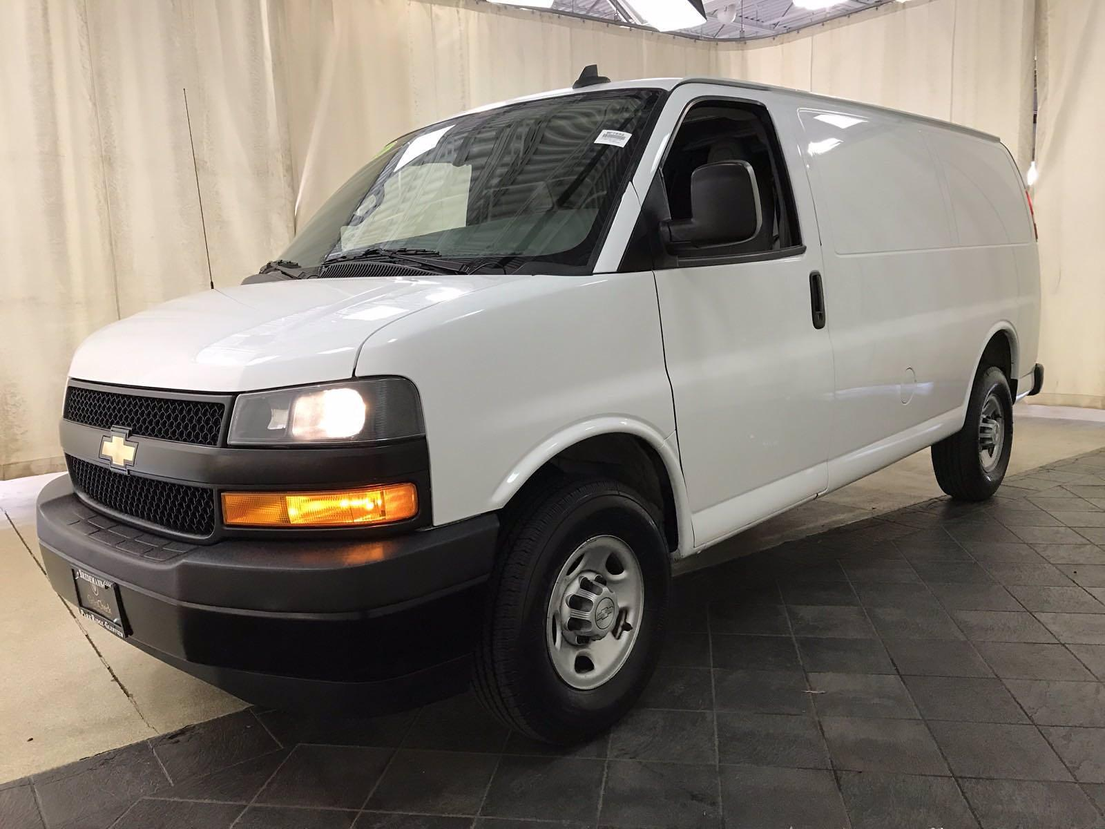 2020 Chevrolet Express 2500 4x2, Empty Cargo Van #BP7652 - photo 6