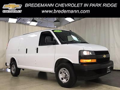 2020 Chevrolet Express 2500 4x2, Empty Cargo Van #BP7652 - photo 1