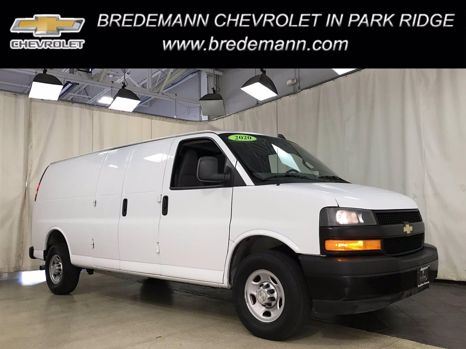 2020 Chevrolet Express 2500 4x2, Empty Cargo Van #BP7653 - photo 1