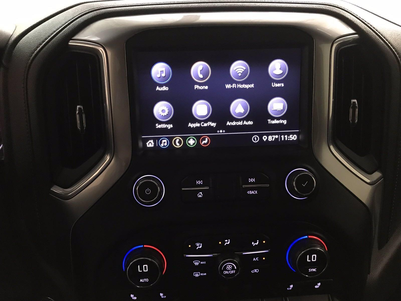 2020 Chevrolet Silverado 1500 Crew Cab 4x4, Pickup #BP7711A - photo 12