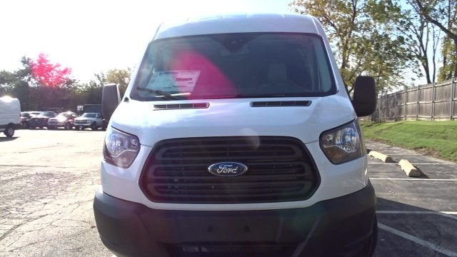 2019 Transit 250 Med Roof 4x2,  Empty Cargo Van #F39013 - photo 3