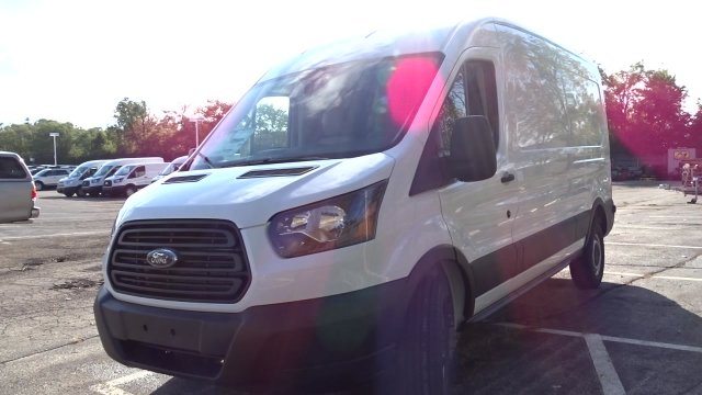 2019 Transit 250 Med Roof 4x2,  Empty Cargo Van #F39013 - photo 4