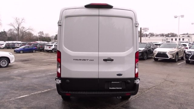 2019 Transit 250 Med Roof 4x2,  Empty Cargo Van #F39261 - photo 17