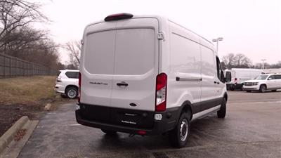 2019 Transit 250 Med Roof 4x2,  Empty Cargo Van #F39261 - photo 2