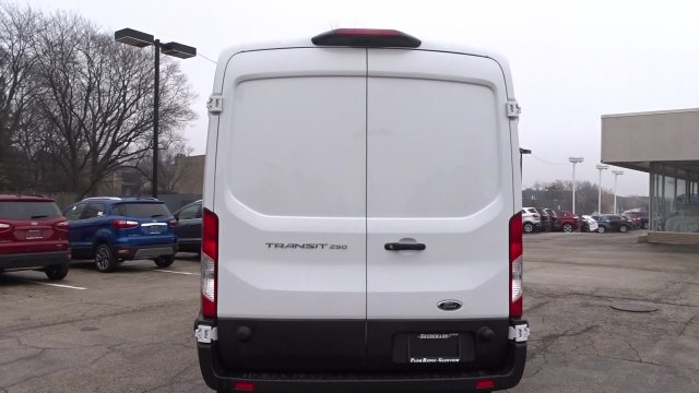 2019 Transit 250 Med Roof 4x2, Empty Cargo Van #F39262 - photo 19