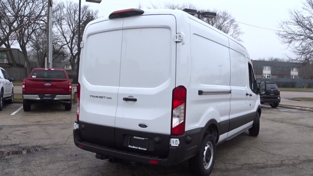 2019 Transit 250 Med Roof 4x2,  Empty Cargo Van #F39262 - photo 20