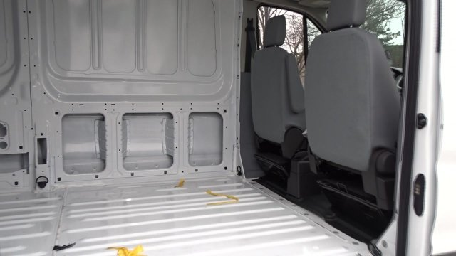 2019 Transit 250 Med Roof 4x2,  Empty Cargo Van #F39262 - photo 1