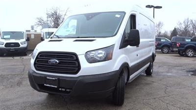 2019 Transit 250 Med Roof 4x2,  Empty Cargo Van #F39262 - photo 4
