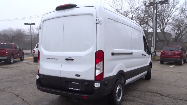 2019 Transit 250 Med Roof 4x2,  Empty Cargo Van #F39263 - photo 20