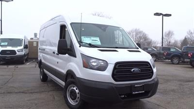 2019 Transit 250 Med Roof 4x2,  Empty Cargo Van #F39263 - photo 23
