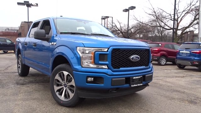 2019 F-150 SuperCrew Cab 4x4, Pickup #F39276 - photo 20