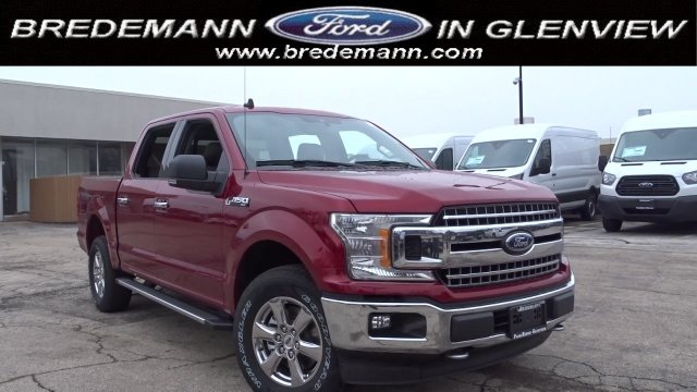 2019 F-150 SuperCrew Cab 4x4,  Pickup #F39312 - photo 1