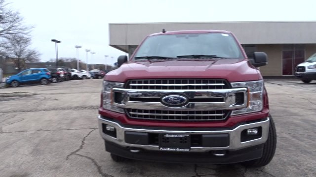 2019 F-150 SuperCrew Cab 4x4,  Pickup #F39312 - photo 3