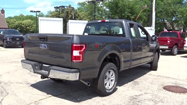 2019 F-150 Super Cab 4x4,  Pickup #F39325 - photo 2