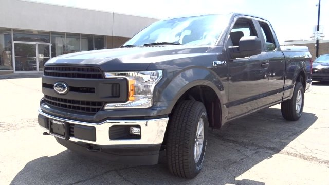 2019 F-150 Super Cab 4x4,  Pickup #F39325 - photo 5