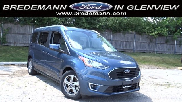 2019 Transit Connect 4x2,  Passenger Wagon #F39363 - photo 1