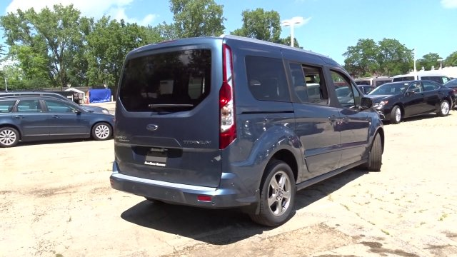 2019 Transit Connect 4x2,  Passenger Wagon #F39363 - photo 2