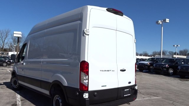 2019 Transit 350 High Roof 4x2,  Empty Cargo Van #F39391 - photo 17