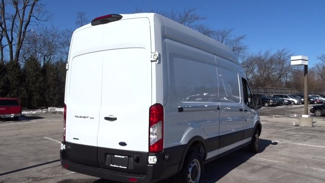2019 Transit 350 High Roof 4x2,  Empty Cargo Van #F39391 - photo 1
