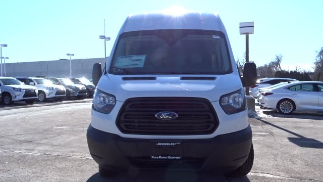 2019 Transit 350 High Roof 4x2,  Empty Cargo Van #F39391 - photo 3