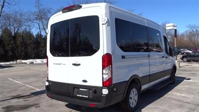 2019 Transit 350 Med Roof 4x2,  Passenger Wagon #F39419 - photo 2