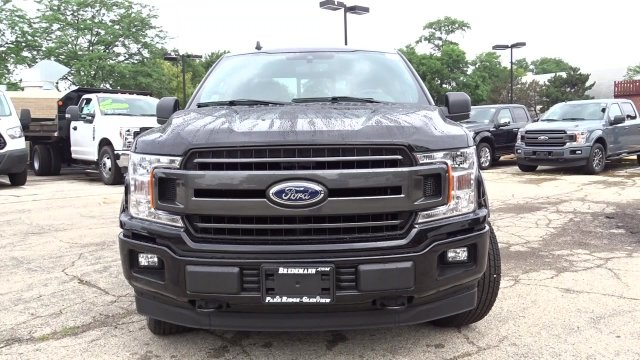 2019 F-150 Super Cab 4x4,  Pickup #F39425 - photo 4