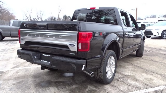 2019 F-150 SuperCrew Cab 4x4,  Pickup #F39445 - photo 2