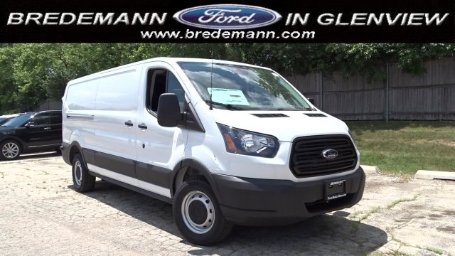 2019 Transit 150 Low Roof 4x2,  Empty Cargo Van #F39459 - photo 1