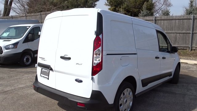 2019 Transit Connect 4x2,  Empty Cargo Van #F39567 - photo 1