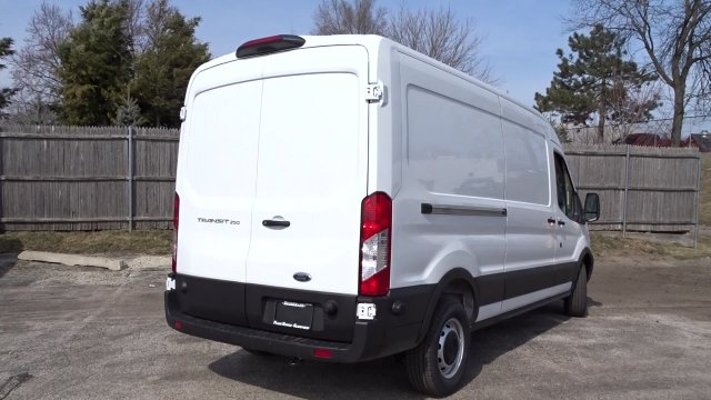 2019 Transit 250 Med Roof 4x2,  Empty Cargo Van #F39569 - photo 1