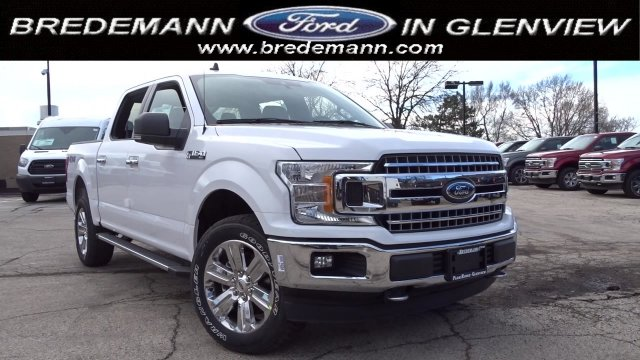 2019 F-150 SuperCrew Cab 4x4,  Pickup #F39601 - photo 1