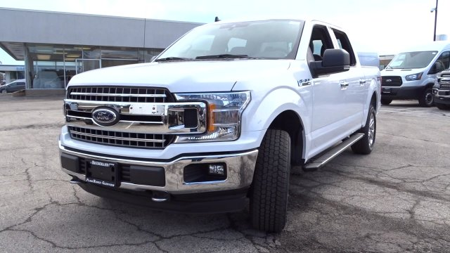 2019 F-150 SuperCrew Cab 4x4, Pickup #F39601 - photo 4