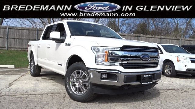 2019 F-150 SuperCrew Cab 4x4,  Pickup #F39611 - photo 1