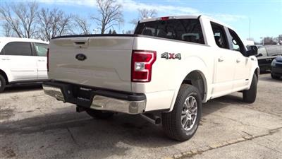 2019 F-150 SuperCrew Cab 4x4,  Pickup #F39611 - photo 2