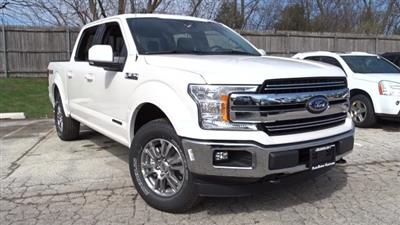2019 F-150 SuperCrew Cab 4x4, Pickup #F39611 - photo 22