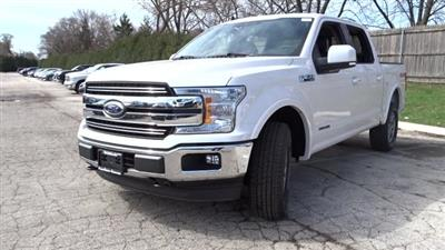2019 F-150 SuperCrew Cab 4x4,  Pickup #F39611 - photo 4