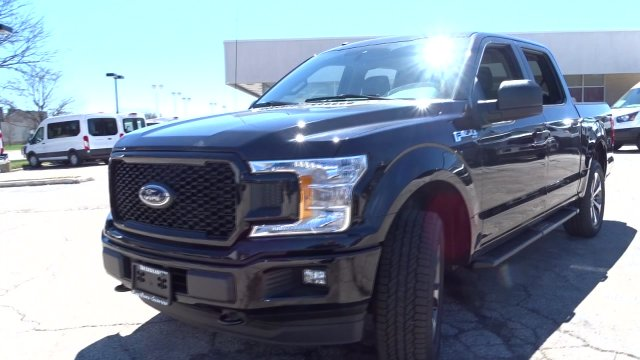 2019 F-150 SuperCrew Cab 4x4,  Pickup #F39616 - photo 4