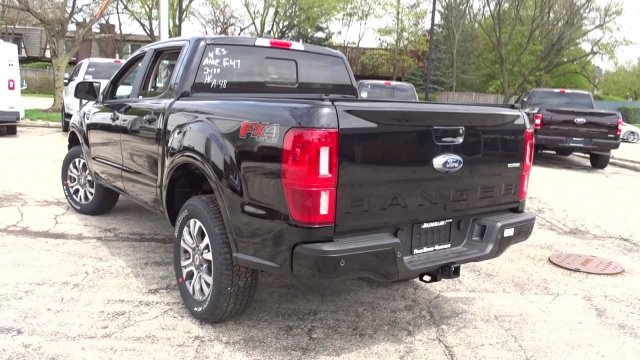 2019 Ford Ranger SuperCrew Cab 4x4, Pickup #F39642 - photo 20