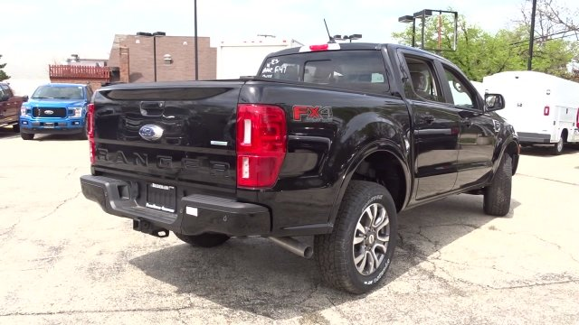 2019 Ford Ranger SuperCrew Cab 4x4, Pickup #F39642 - photo 2