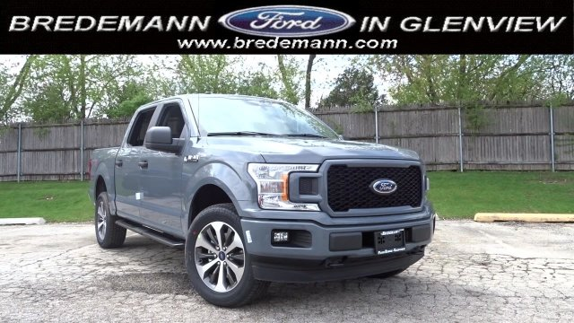 2019 F-150 SuperCrew Cab 4x4,  Pickup #F39659 - photo 1