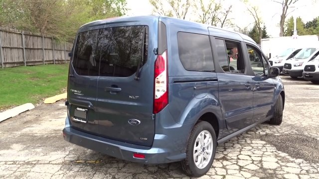 2019 Transit Connect 4x2,  Passenger Wagon #F39663 - photo 2