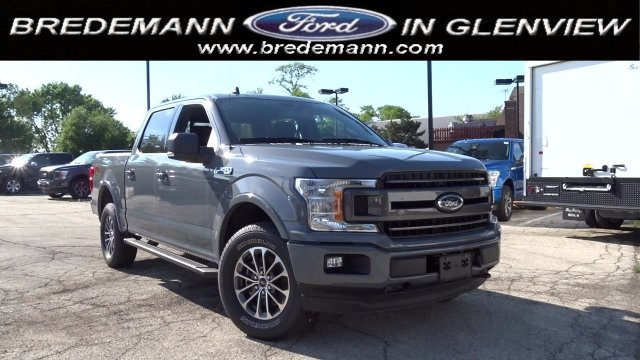 2019 F-150 SuperCrew Cab 4x4, Pickup #F39669 - photo 1