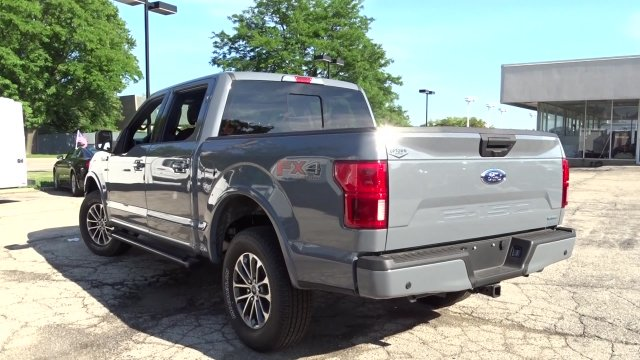 2019 F-150 SuperCrew Cab 4x4, Pickup #F39669 - photo 18