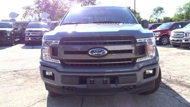 2019 F-150 SuperCrew Cab 4x4, Pickup #F39669 - photo 3